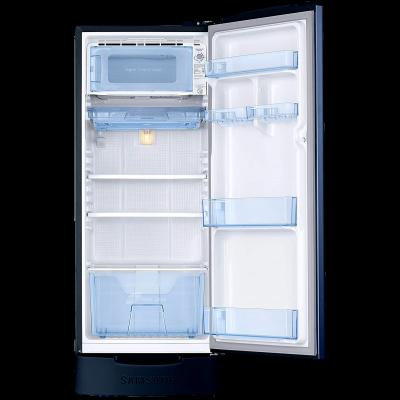 Picture of Samsung 192 L 3 Star Inverter Direct Cool Single Door Refrigerator (RR20A182YCU/HL, Blue)