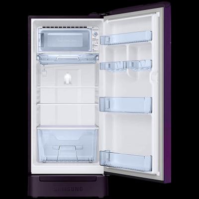 Picture of Samsung 198 L 3 Star Inverter Direct-Cool Single Door Refrigerator (RR21T2H2YCR / HL,Camellia Purple)