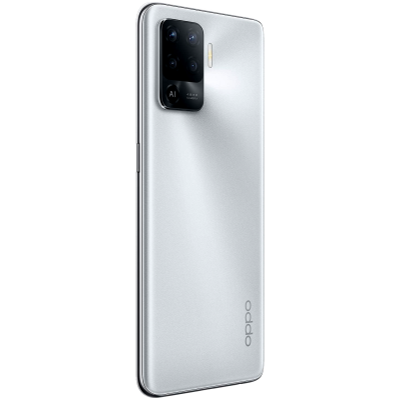 Picture of OPPO F19 Pro (Crystal Silver, 8GB RAM, 128GB Storage)