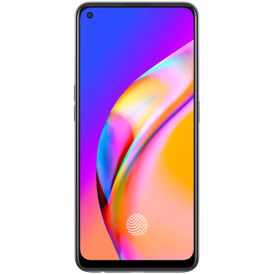 OPPO F19 Pro+ 5G (Space Silver, 8GB RAM, 128GB Storage)