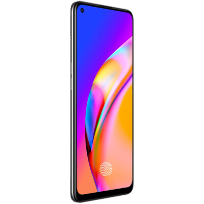 Picture of OPPO F19 Pro+ 5G (Space Silver, 8GB RAM, 128GB Storage)