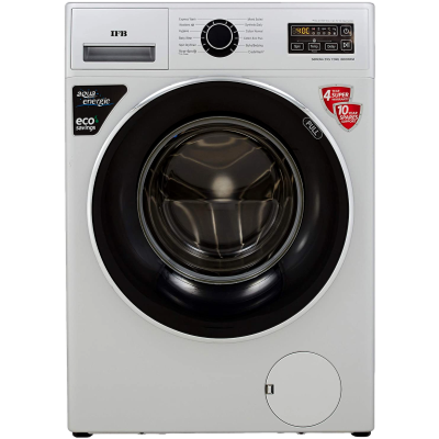 IFB 7 kg 5 Star Fully Automatic Front Load with In-built Heater Silver (SERENA ZXS)