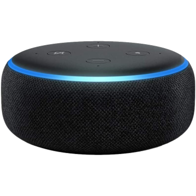 Amazon Echo Dot (3rd Gen) - New and Improved Smart Speaker with Alexa, Black