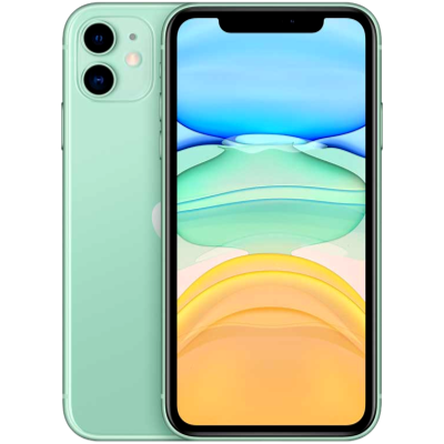 Picture of Apple iPhone 11 64 GB Green