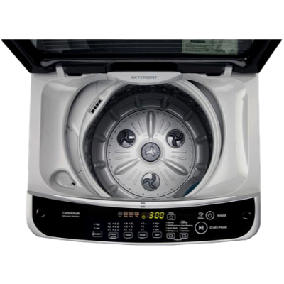 Picture of LG 6.2 kg Fully Automatic Top Load Middle Free Silver (7288NDDLG)