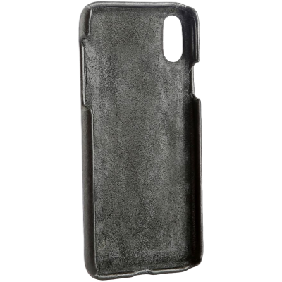 Picture of HAANS Leather Case iPhone XS Black 2500004