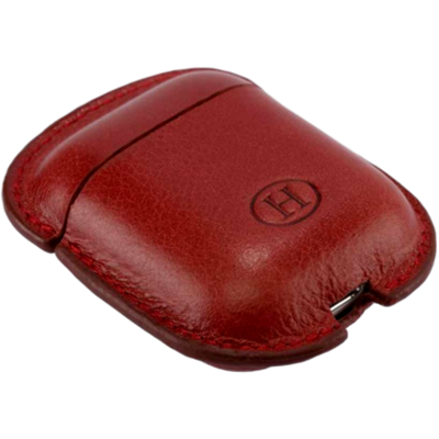 Picture of HAANS Leather Airpod Full Case Red 2500017