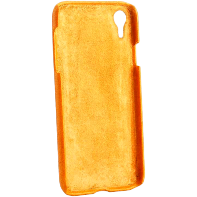 Picture of HAANS Leather Case iPhone XR Yellow 2500012