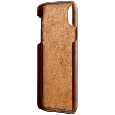 Picture of HAANS Leather Case iPhone XS Brown 2500001