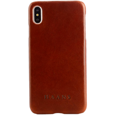 Picture of HAANS Leather Case iPhone XS Max Bordo 2500006