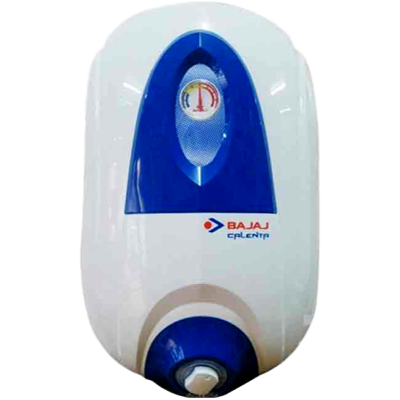 Bajaj 15 L Storage Water Geyser (Calenta-15, White and Blue)