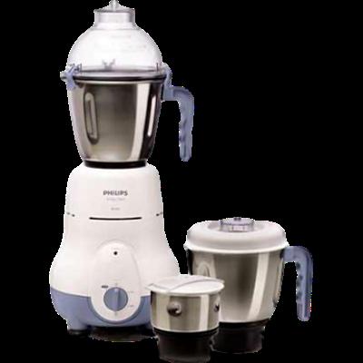 Philips HL 7699/00 750 W Mixer Grinder (White, 3 Jars)