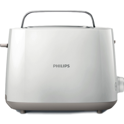Philips HD2582/00 Pop Up Toaster (White)