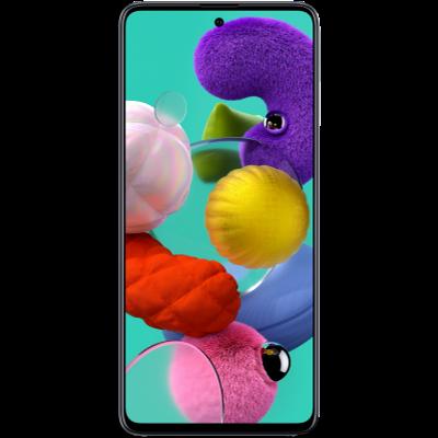 Samsung Mobile GalaxyA5156 GB/128 GB Black