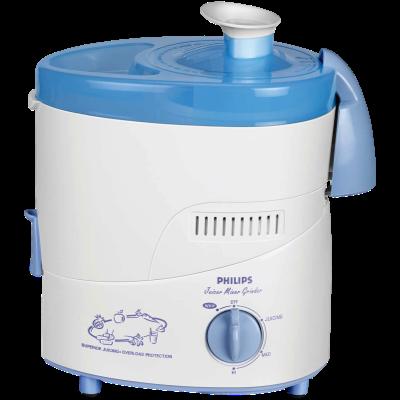 Picture of Philips HL1632 500 W Juicer Mixer Grinder(Blue, 3 Jars)
