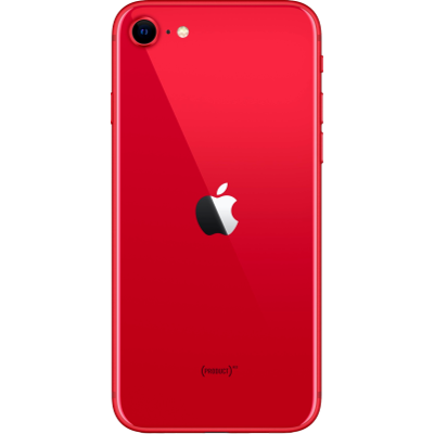 Picture of Apple iPhone SE 64 GB Red 2020