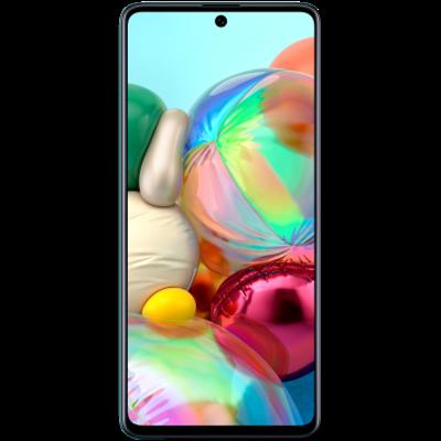 Samsung Mobile Galaxy A71 (8 GB/128 GB) Blue