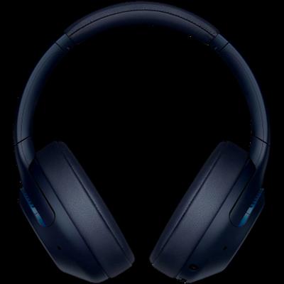 Sony WH-XB900N Bluetooth Headset (Blue, Wireless)