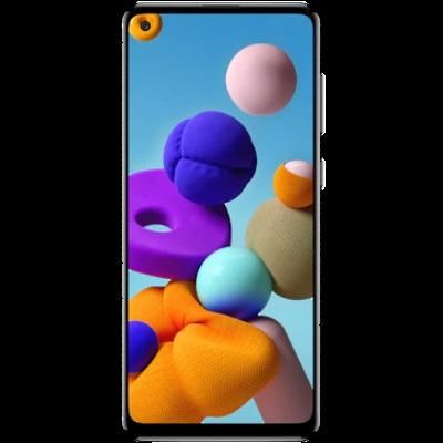 Samsung Mobile Galaxy A21 (6 GB/64 GB) Black