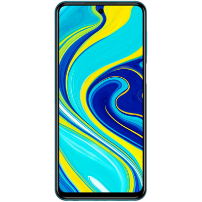 Picture of Redmi Mobile Note 9 Pro (4 GB/64 GB) Blue