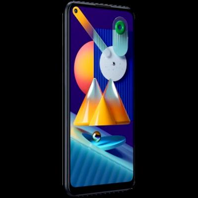 Picture of Samsung Mobile Galaxy M115 (4 GB/64 GB) Black