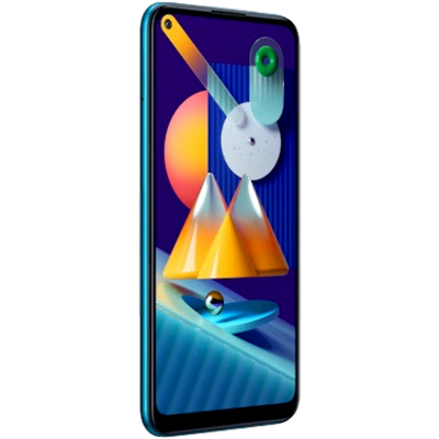 Picture of Samsung Mobile Galaxy M115 (4 GB/64 GB) Blue