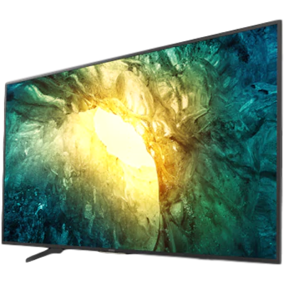 Picture of Sony Bravia 139 cm (55) 4K Ultra HD Certified Android Smart LED TV 55X7500H (Black)