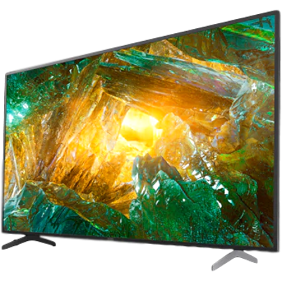 Picture of Sony Bravia 164 cm (65)4K Ultra HD Certified Android Smart LED TV 65X8000H (Black)