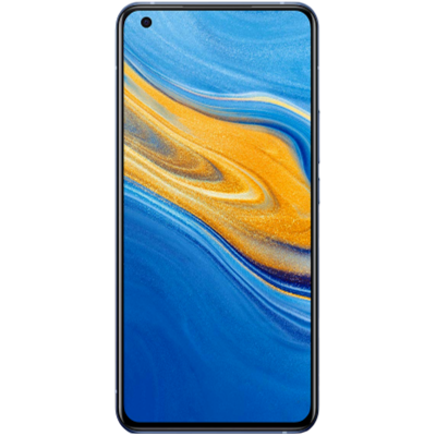 Vivo Mobile X50 (8 GB/128 GB) Blue