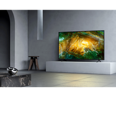 Picture of Sony Bravia 189 cm (75) 4K Ultra HD Smart Certified Android LED TV 75X8000H (Black)