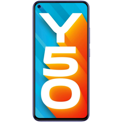Vivo Mobile Y50 (8 GB/128 GB) Iris Blue