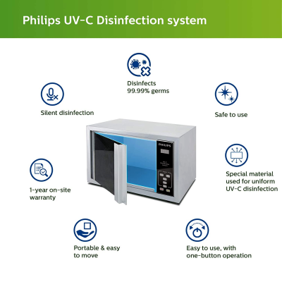 Picture of Philips UV-C Disinfection Chamber 15 Ltrs