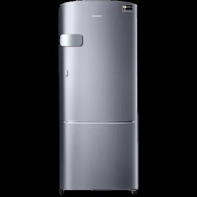 Samsung 192 L 3 star Single Door Refrigerator (20T1Y1YSE, Elective Silver)