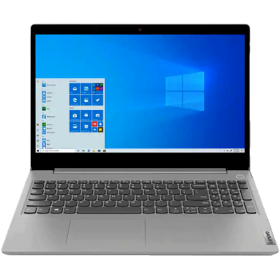 Lenovo IdeaPad 3 15 inch 81WE0080IN Core i3 10th Gen Windows 10 Home Laptop (8 GB RAM, 1 TB HDD, Integrated Graphics,Grey)