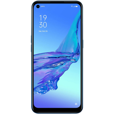 Oppo Mobile A53(6 GB / 128 GB) Blue