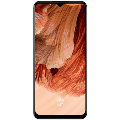OPPO Mobile F17 (6 GB / 128 GB) Orange