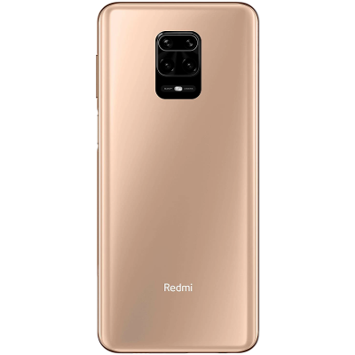 Picture of Redmi Mobile Note 9 Pro Max (6+128) Gold