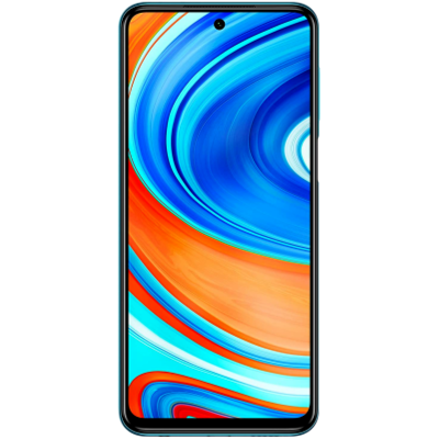 Picture of Redmi Mobile Note 9 Pro Max ( 8 GB / 128 GB ) Blue