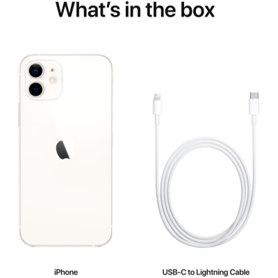 Picture of Apple iPhone 12 256 GB White