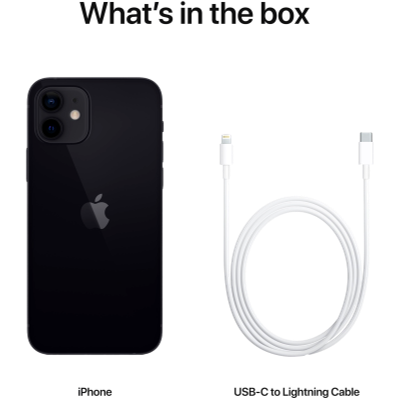 Picture of Apple iPhone 12 64 GB Black