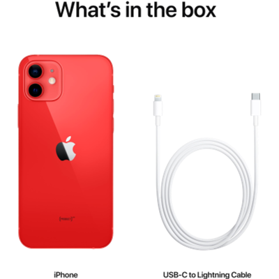 Picture of Apple iPhone 12 256 GB Red