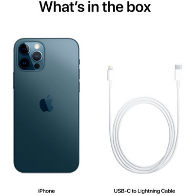Picture of Apple iPhone 12 Pro 256 GB Pacific Blue