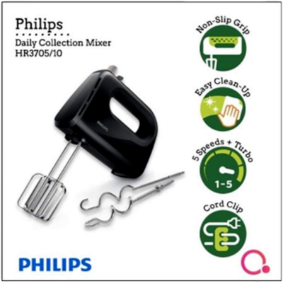 Picture of Philips HR3705 hand Mixie