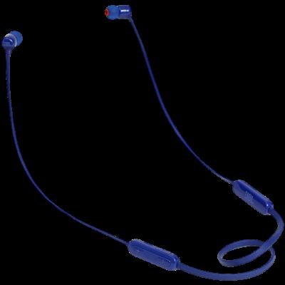 JBL Wireless IN-EAR Bluetooth Headphone T110BT Blure