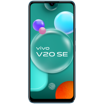 Vivo Mobile V20 SE (8 GB / 128 GB) Green