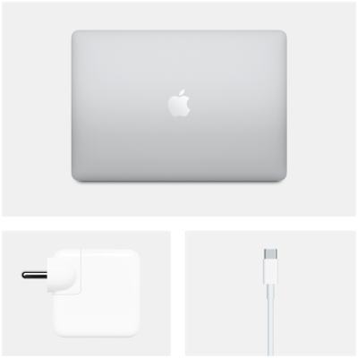 Picture of Apple MacBook Air Core i3 10th Gen - (8 GB/256 GB SSD/Mac OS Catalina) MWTK2HN/A (13.3 inch, Silver)