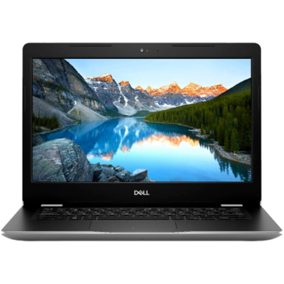 Dell Inspiron 14-3493 (Intel i3 10th Generation, 4GB ,1 TB, MS Office,Silver) Laptop