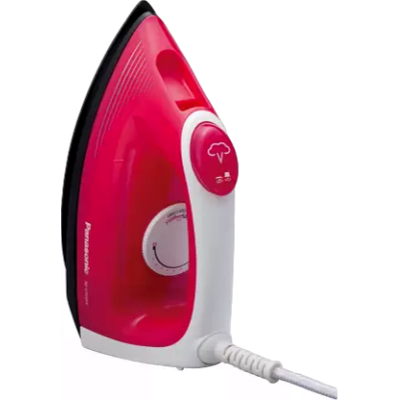 Panasonic NI-V100NPARM Steam Iron (Pink) 1200 W