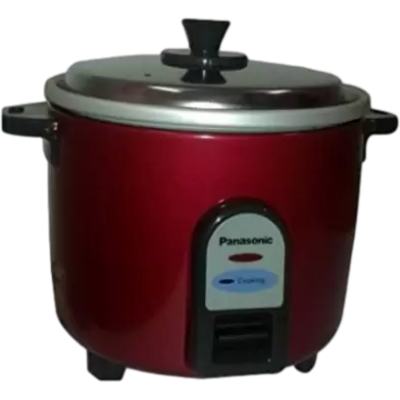 Panasonic SR-WA10(Z9) Electric Rice Cooker (1L)
