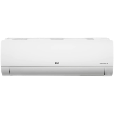 LG 1.5 Ton 3 Star Split AC(Copper MSNQ18UVXA, White)